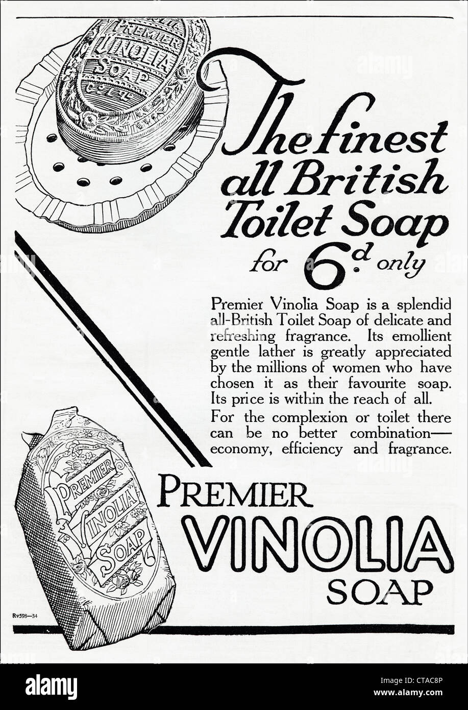 1920s Ads Uk Stock Photos & 1920s Ads Uk Stock Images - Page