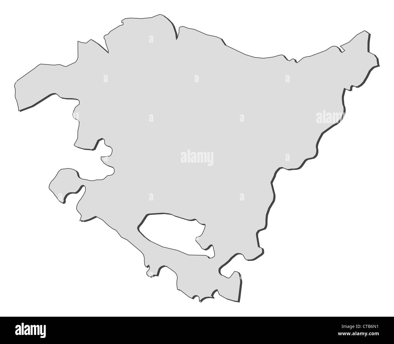 Pais Vasco Cut Out Stock Images Pictures Alamy
