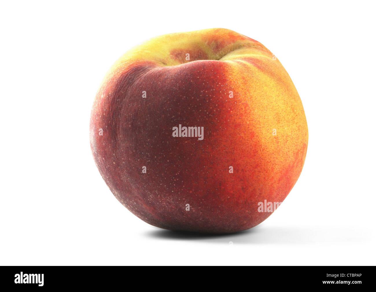 Peach - Stock Image