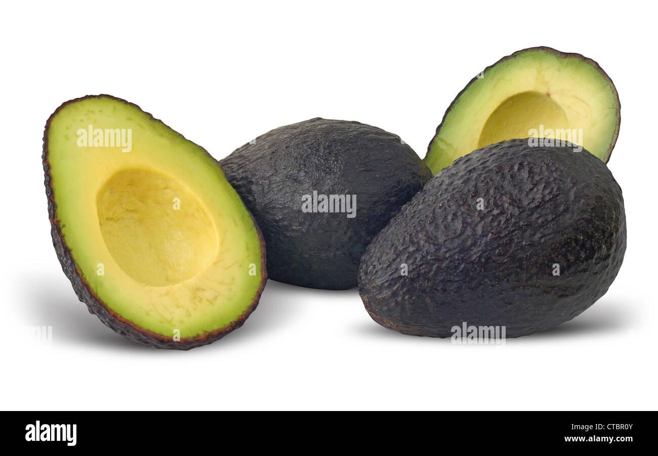 Avocado - Stock Image