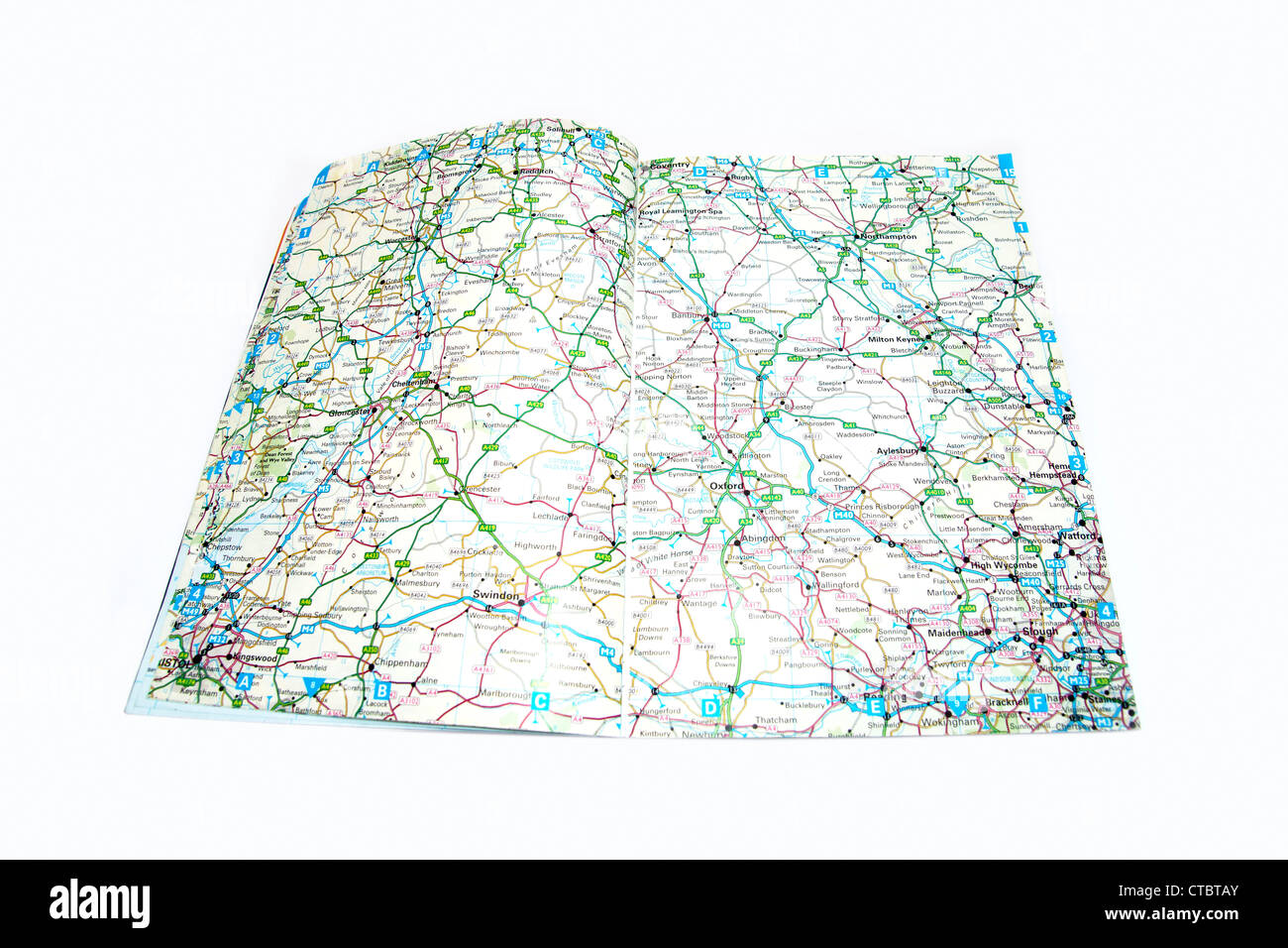 Map Of England And Counties.England Counties Map Cut Out Stock Images Pictures Alamy