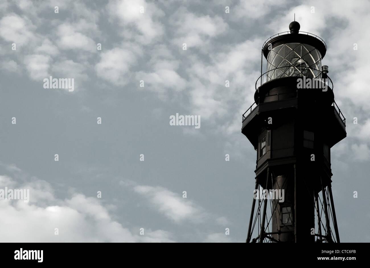 Hillsboro LighthouseStock Photo
