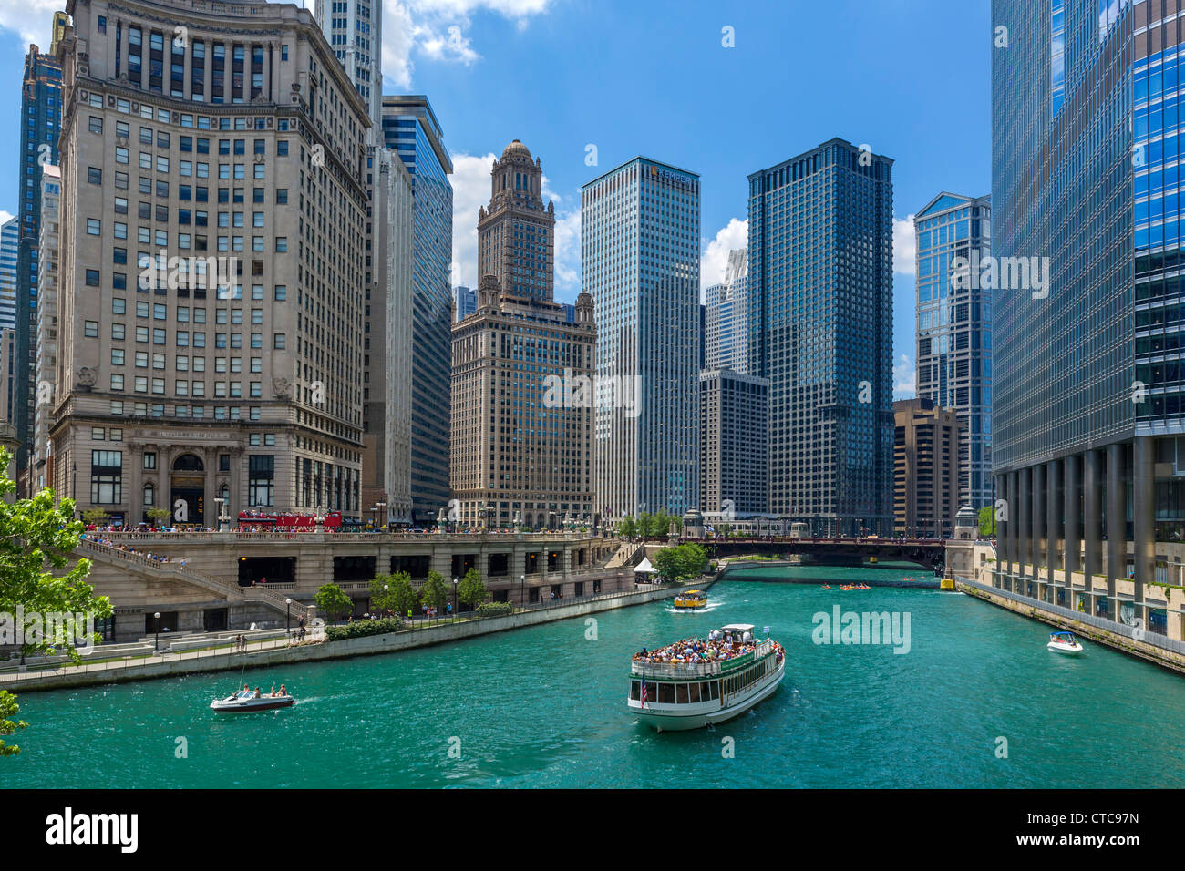 Chicago Historical Boat Tour