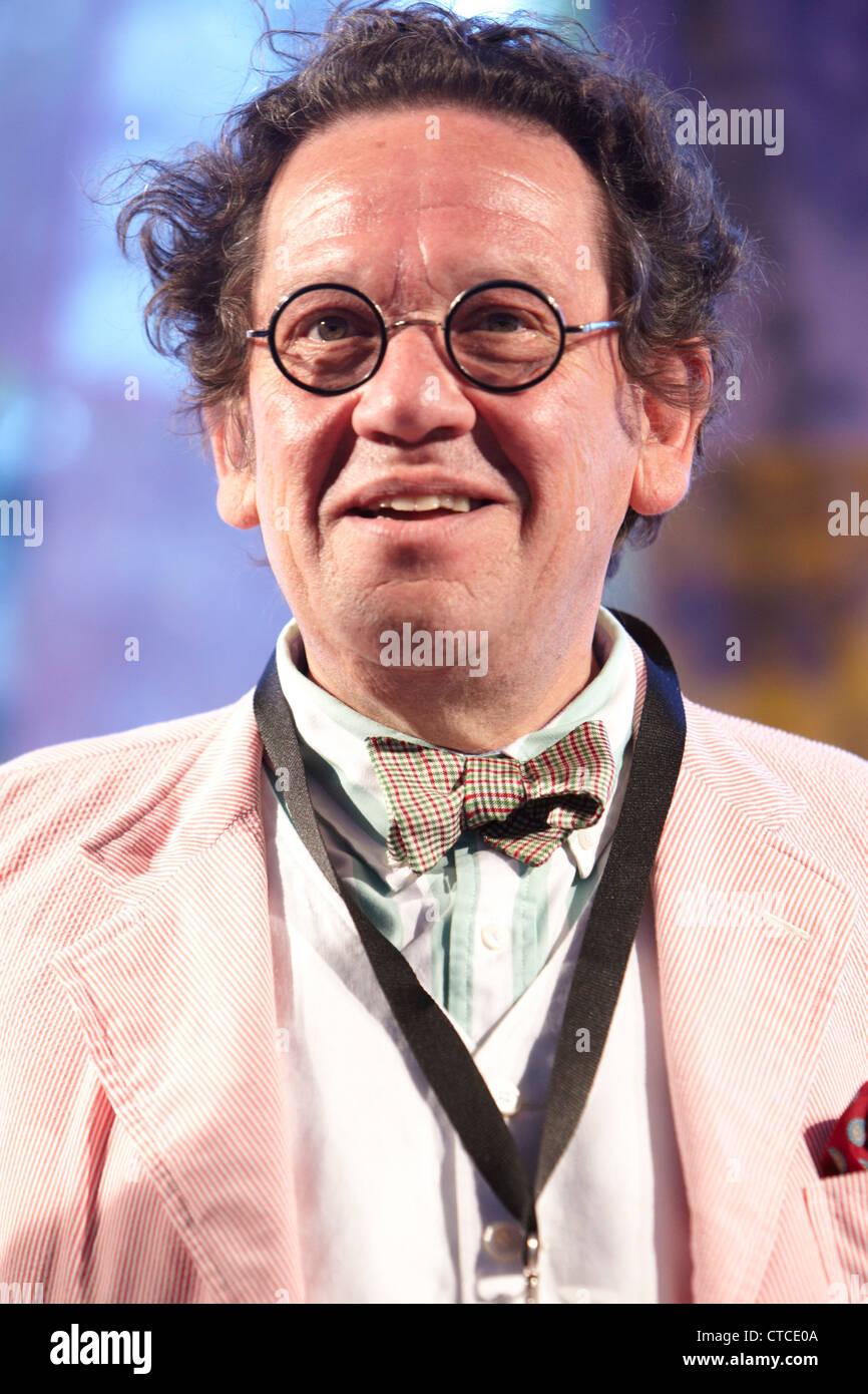 Philippe Daverio - Stock Image