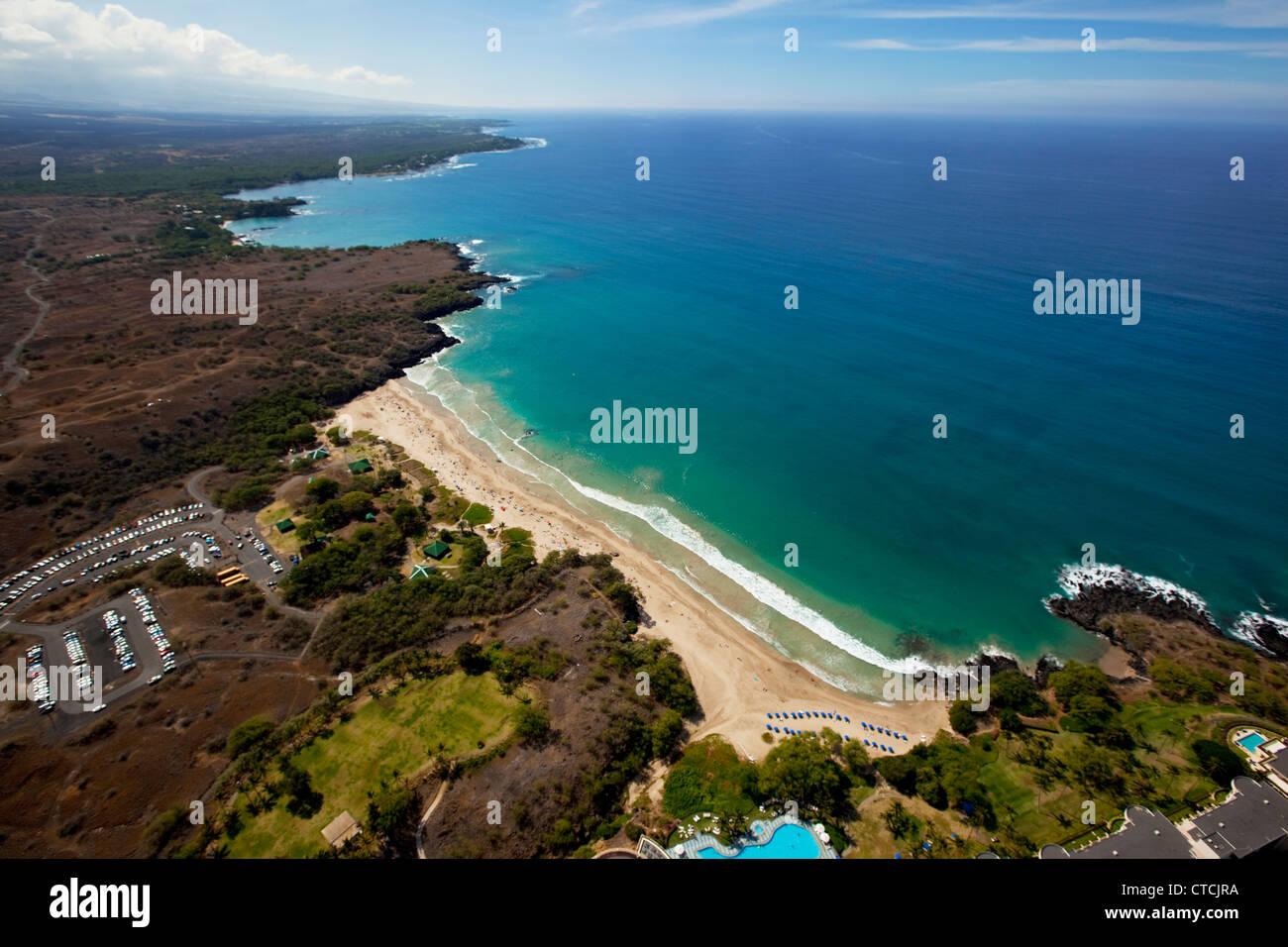 Hapuna Beach Mauna Kea Beach Resort Kohala Coast Island