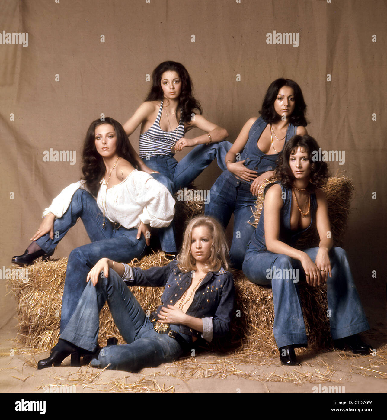pan s people uk tv dance group about 1970 stock photo 49463817 alamy