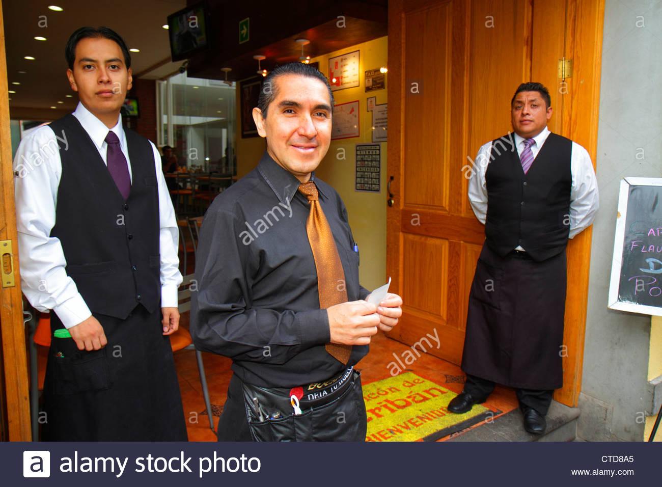 Mexico City Mexico DF D.F. Ciudad de México Federal District Distrito Federal Zona Rosa Calle Hamburgo Hispanic Stock Photo