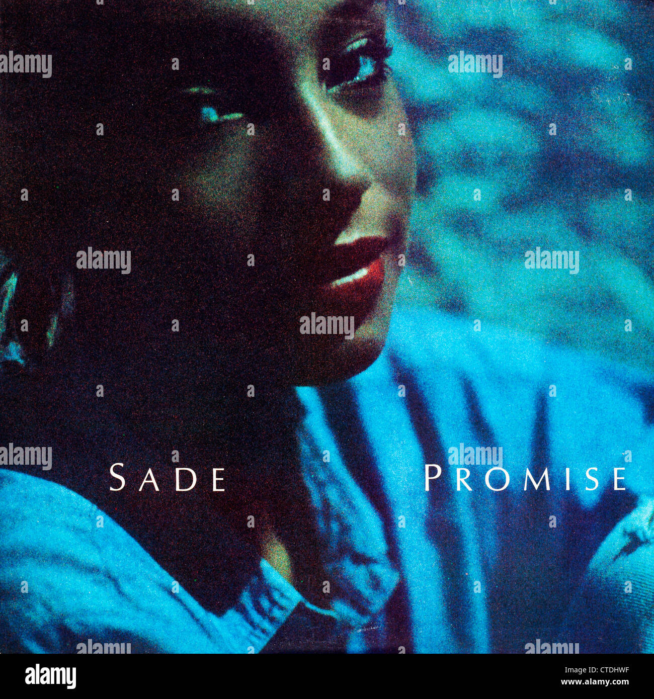 Vinyl LP record album cover from Sade - Promise  Editorial