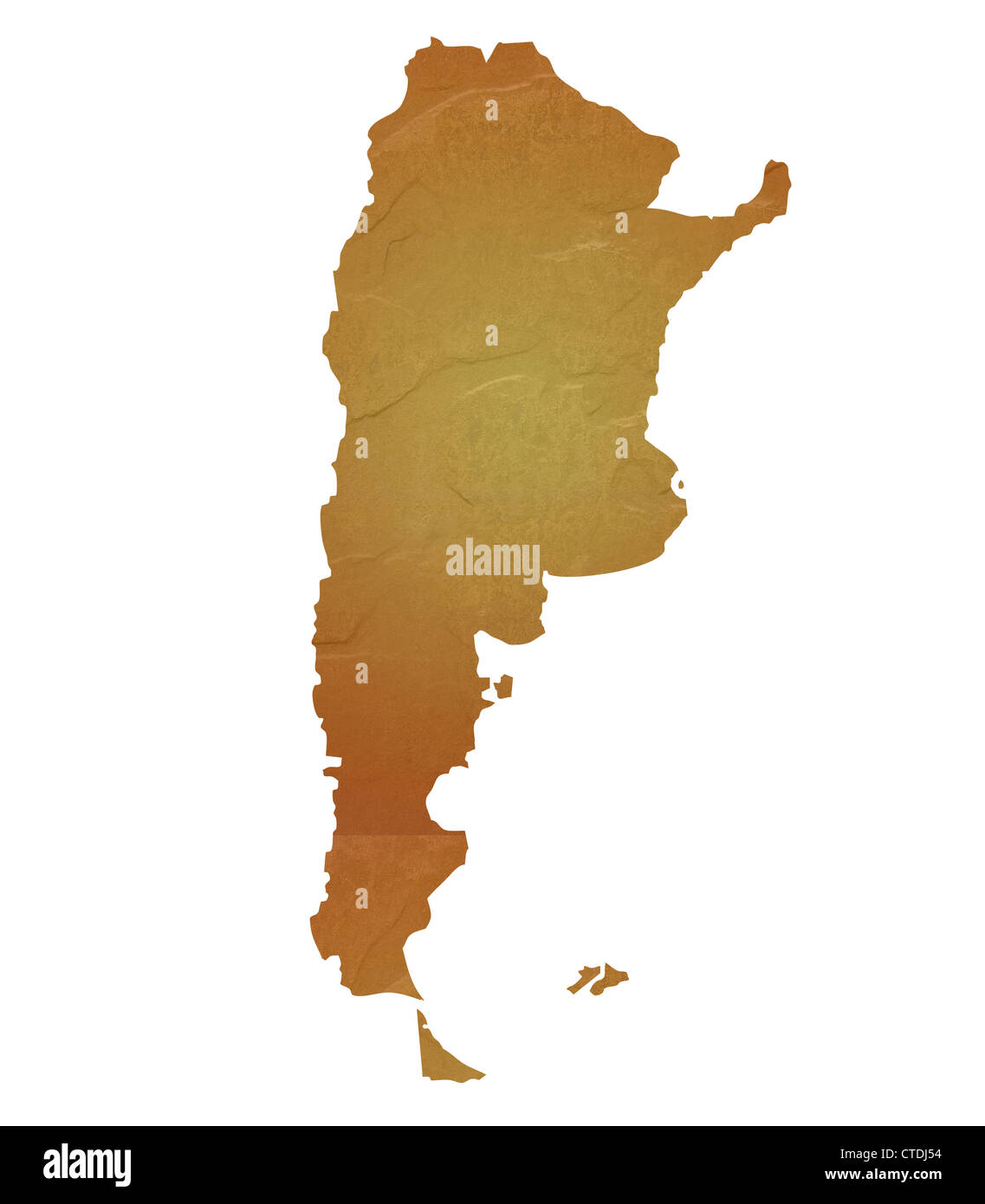 Argentina Map Stock Photos & Argentina Map Stock Images - Alamy