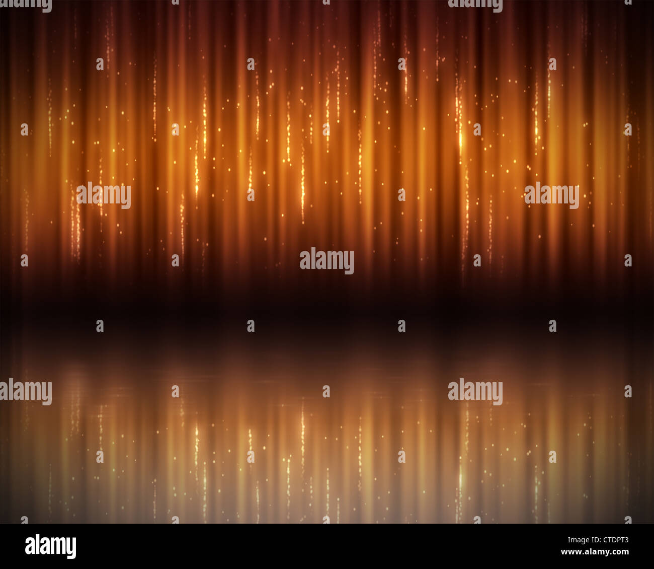 Background of orange lines Stock Photo