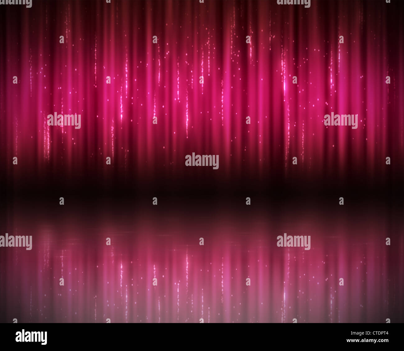 Background of magenta lines - Stock Image