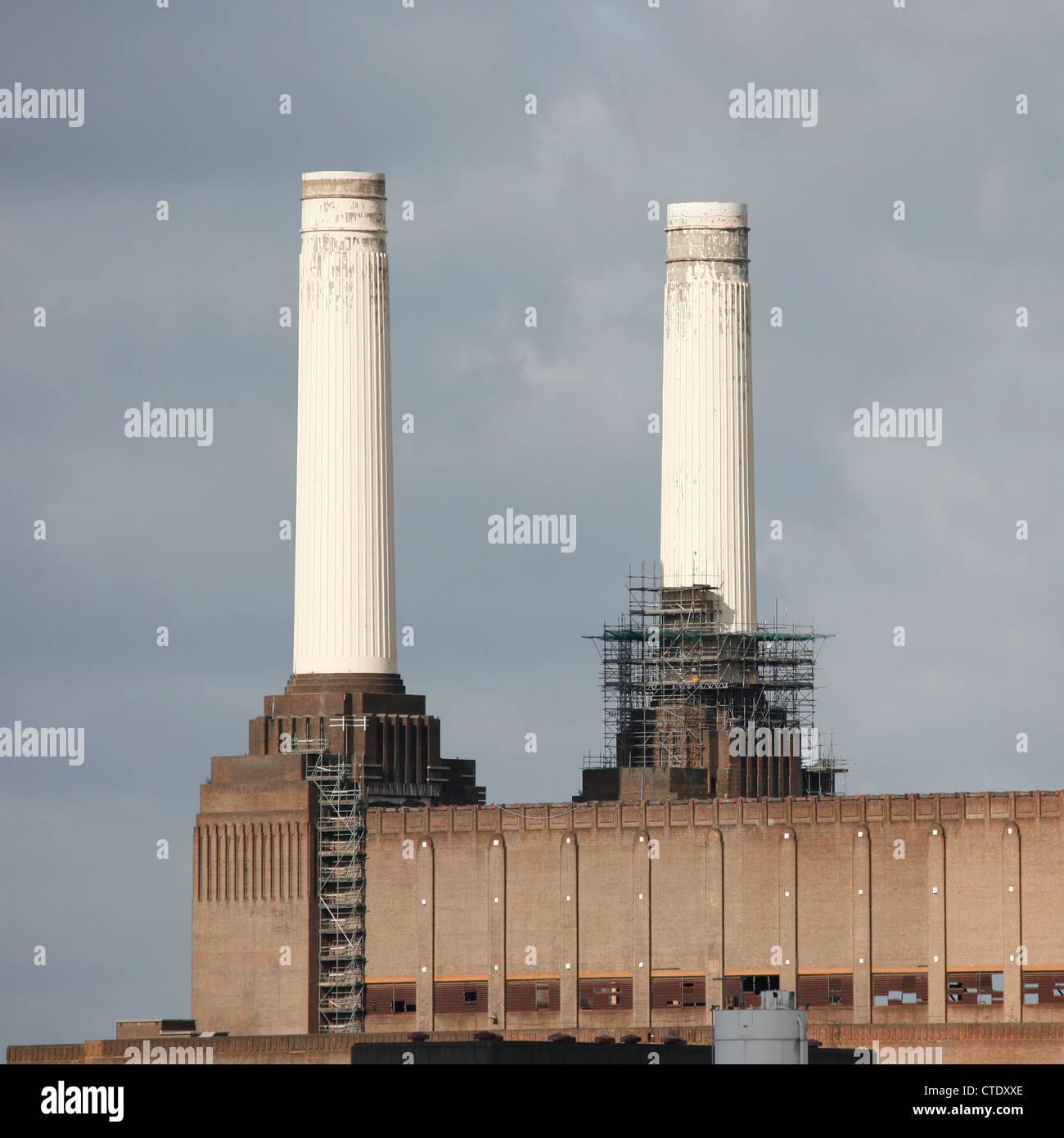 London Battersea Powerstation, In Wandsworth, Was