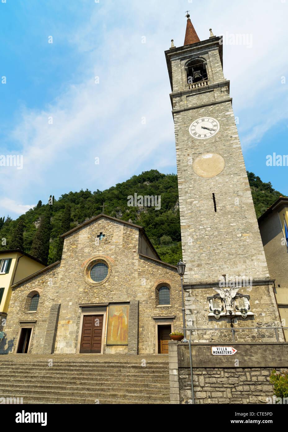 Varenna,Lake Como,Italy,Europe - Stock Image