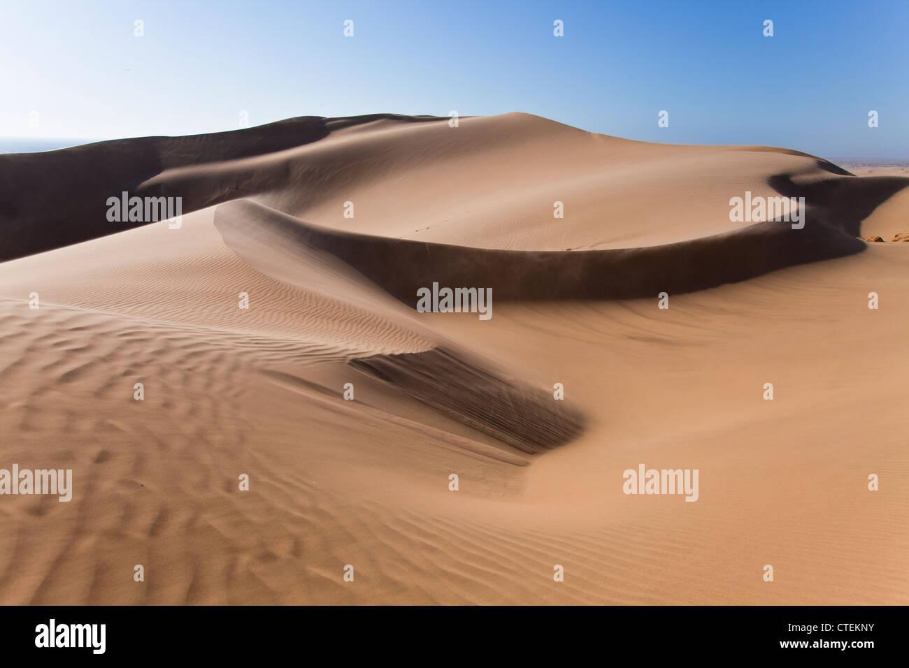 Namib desert Namibia - Stock Image