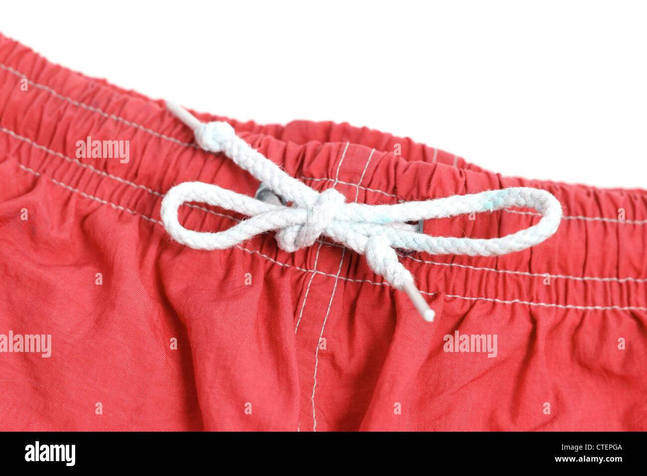 Swimming shorts - Stock Image