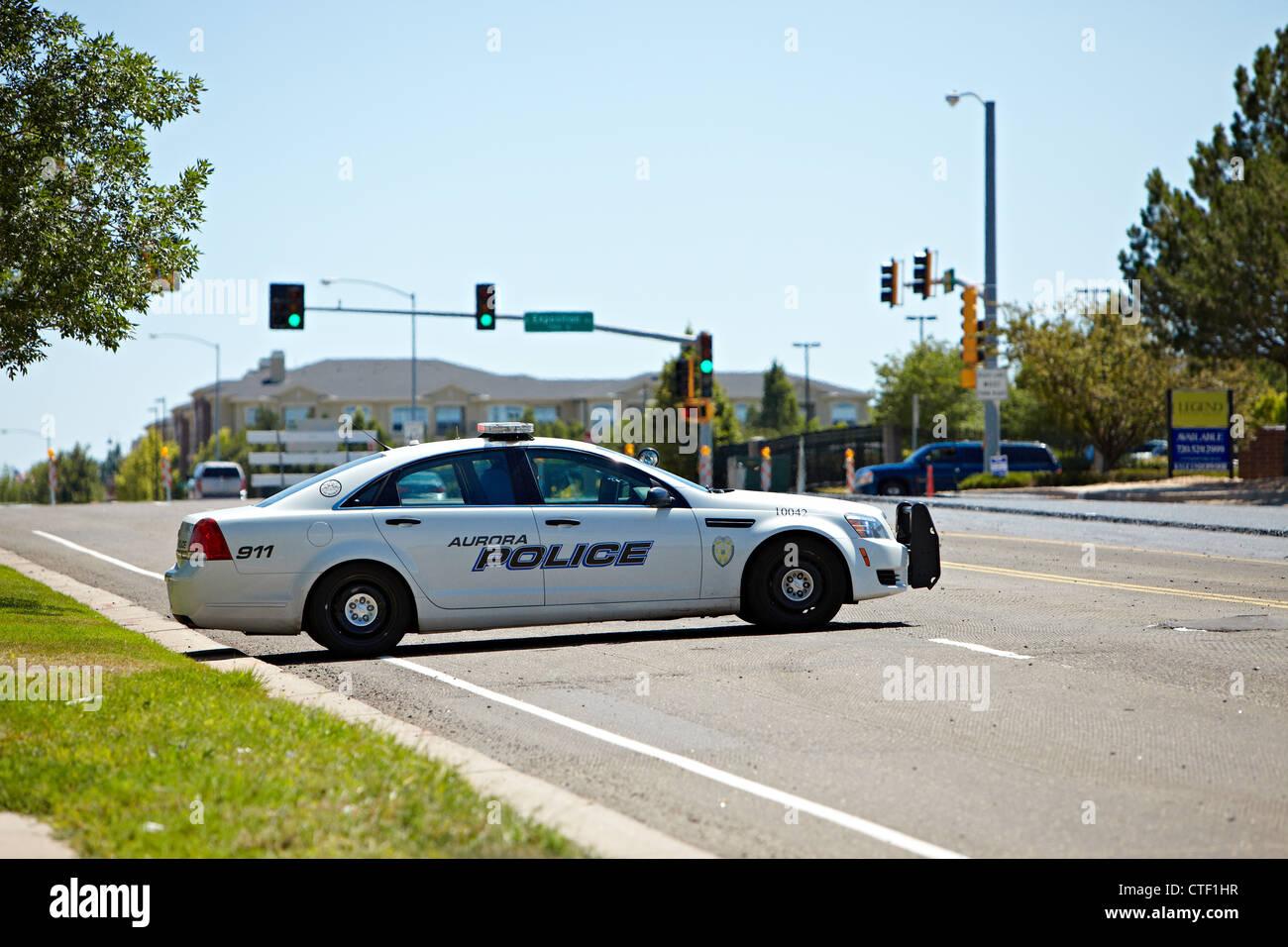Aurora Police Stock Photos & Aurora Police Stock Images - Alamy