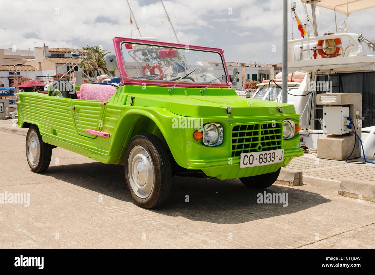 citroen 2cv jeep