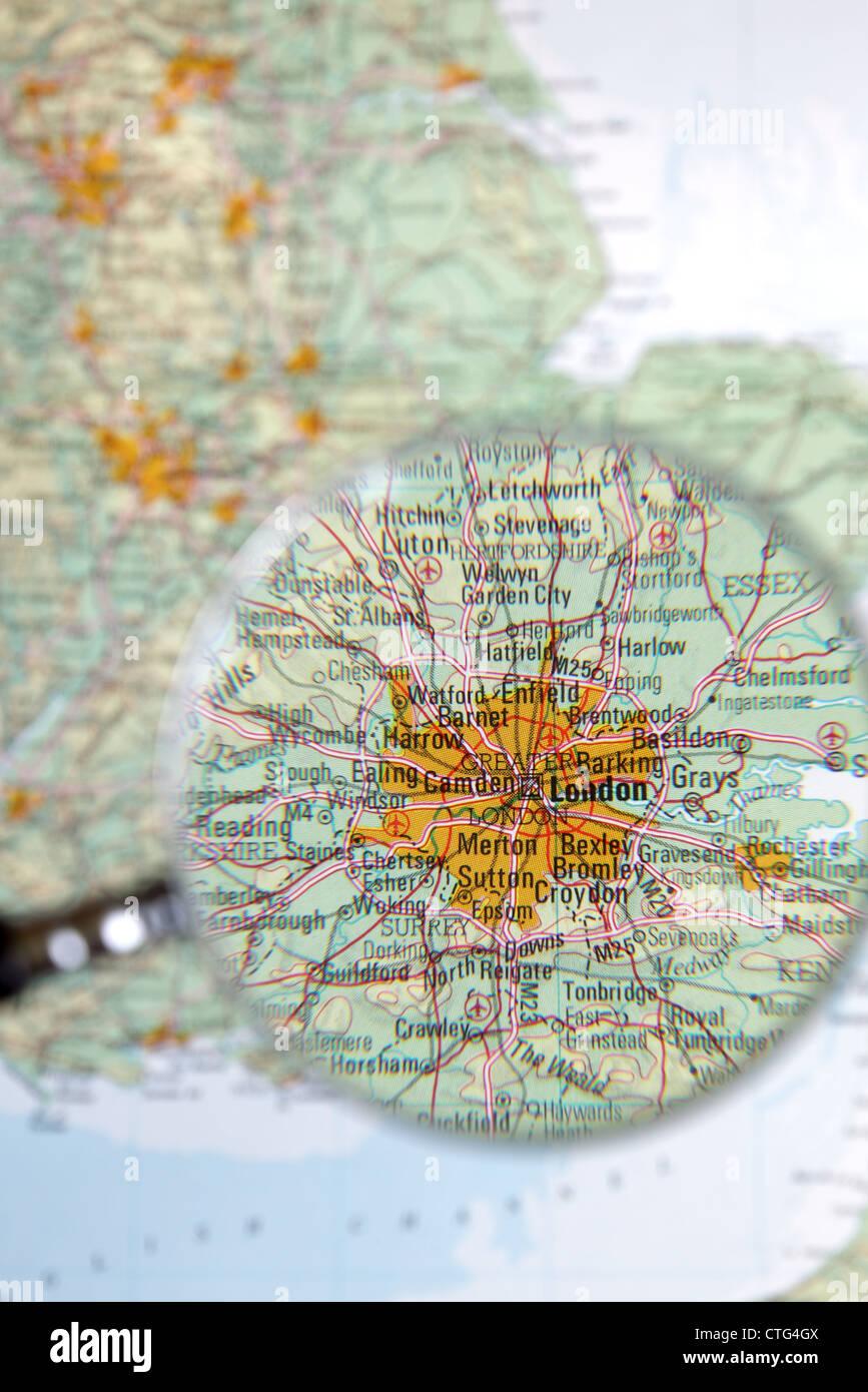 London, England - Stock Image