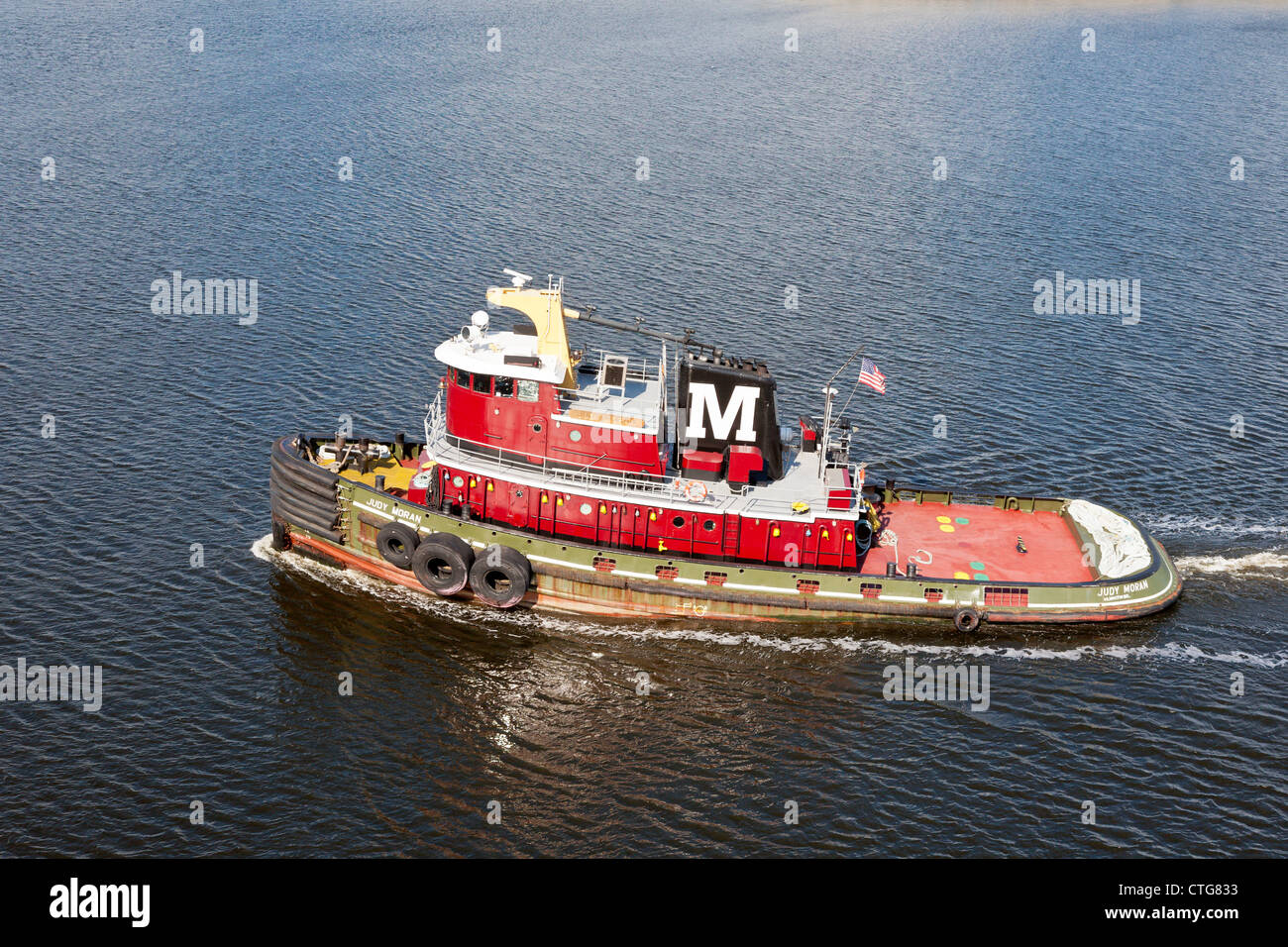 Moran Towing Stock Photos & Moran Towing Stock Images - Alamy