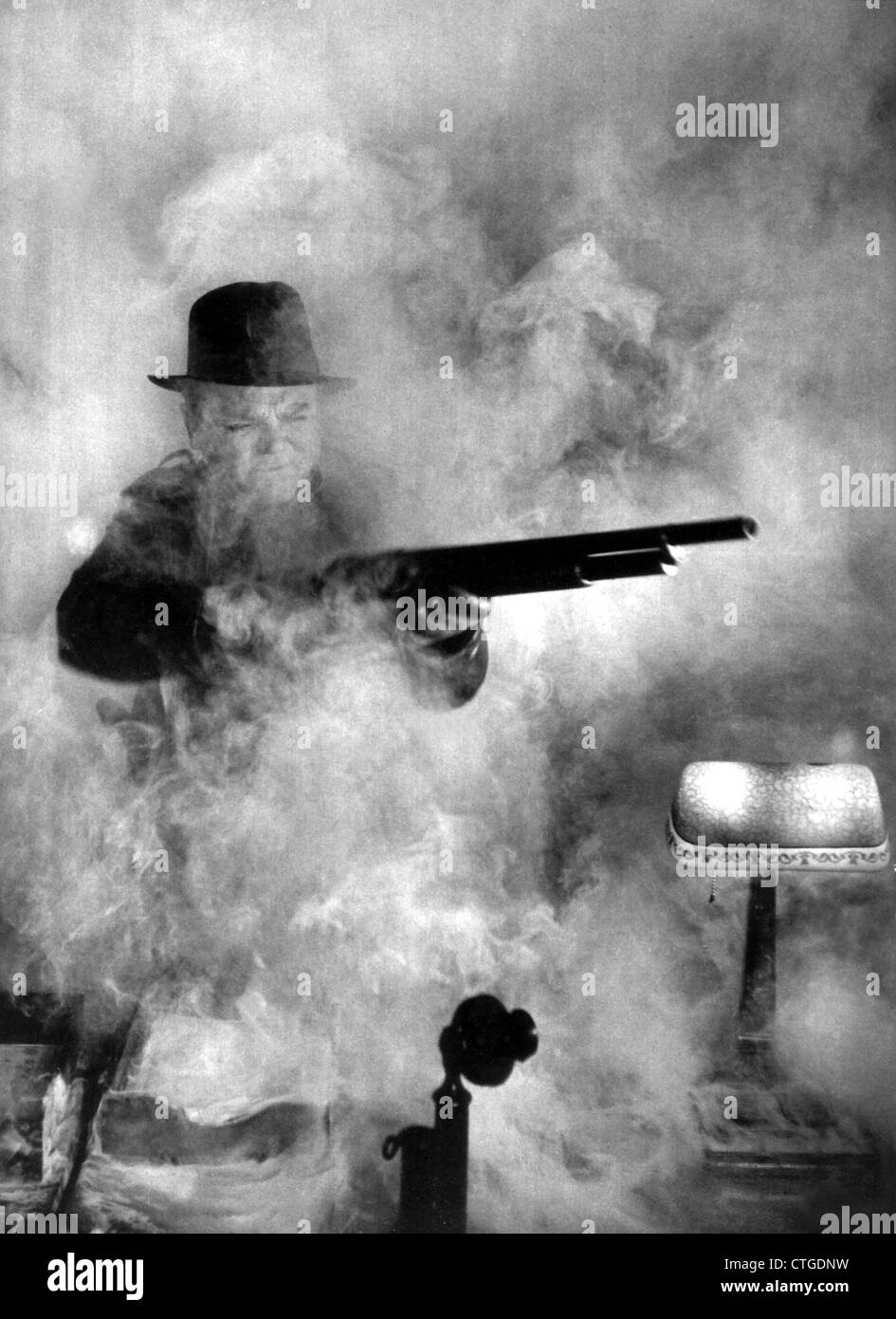 WHITE HEAT (1949) JAMES CAGNEY, RAOUL WALSH (DIR) 010 MOVIESTORE COLLECTION LTD - Stock Image