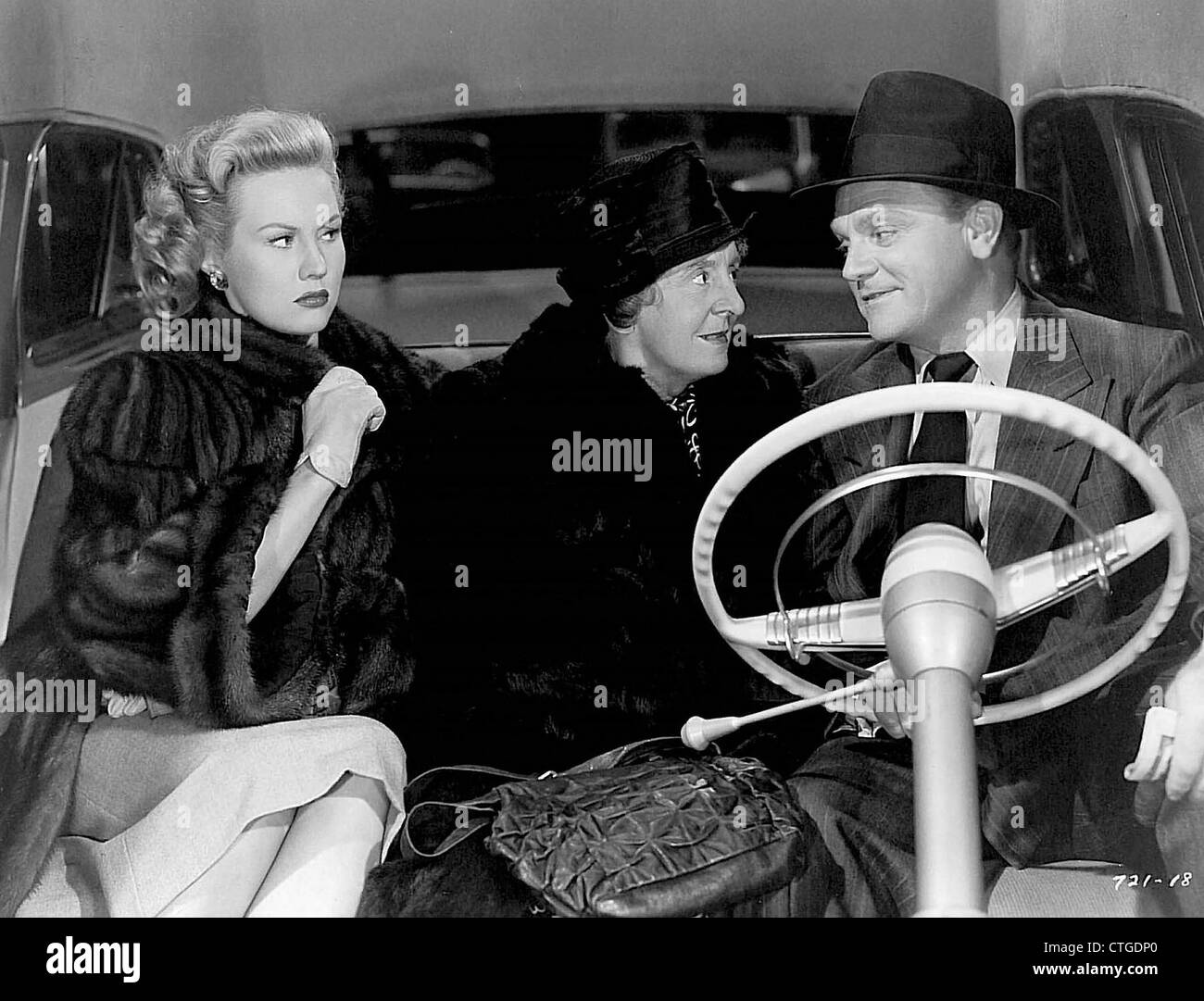 WHITE HEAT (1949) VIRGINIA MAYO, MARGARET WYCHERLY, JAMES CAGNEY, RAOUL WALSH (DIR) 011 MOVIESTORE COLLECTION LTD - Stock Image