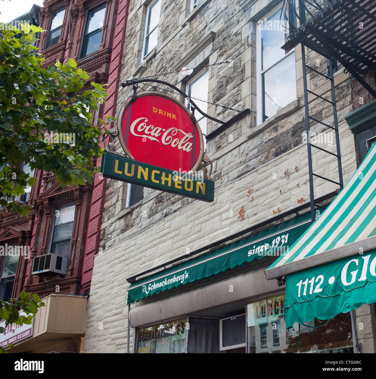 Luncheonette Stock Photos Amp Luncheonette Stock Images Alamy