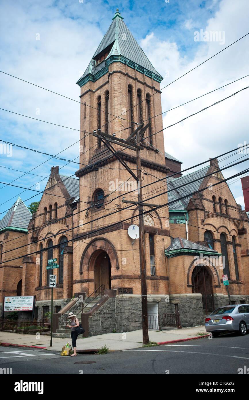 Hispanic Seventh Day Adventist Church In Hoboken New Jersey