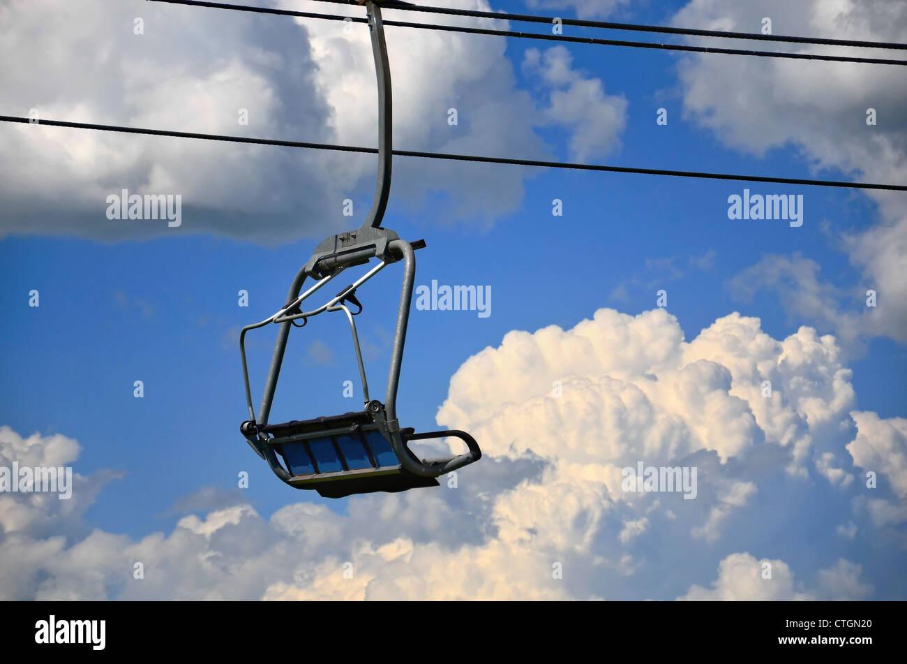 Empty Ski Lift Stock Photos & Empty Ski Lift Stock Images - Alamy