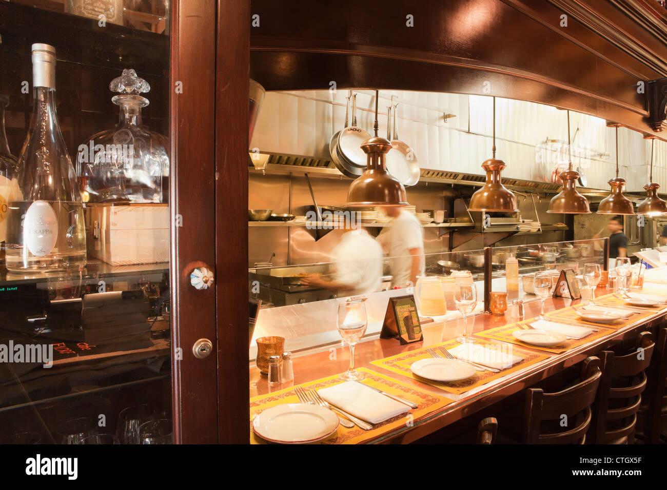 Kitchen Cafe Fiore Ventura California United States Of America