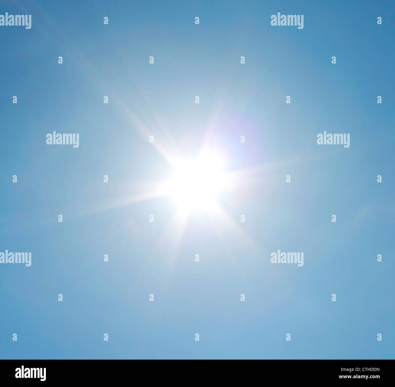 Sun - Stock Image