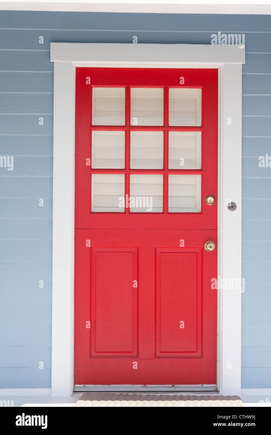 White Front Door Blue House. Home Impressive White Front Door Blue ...
