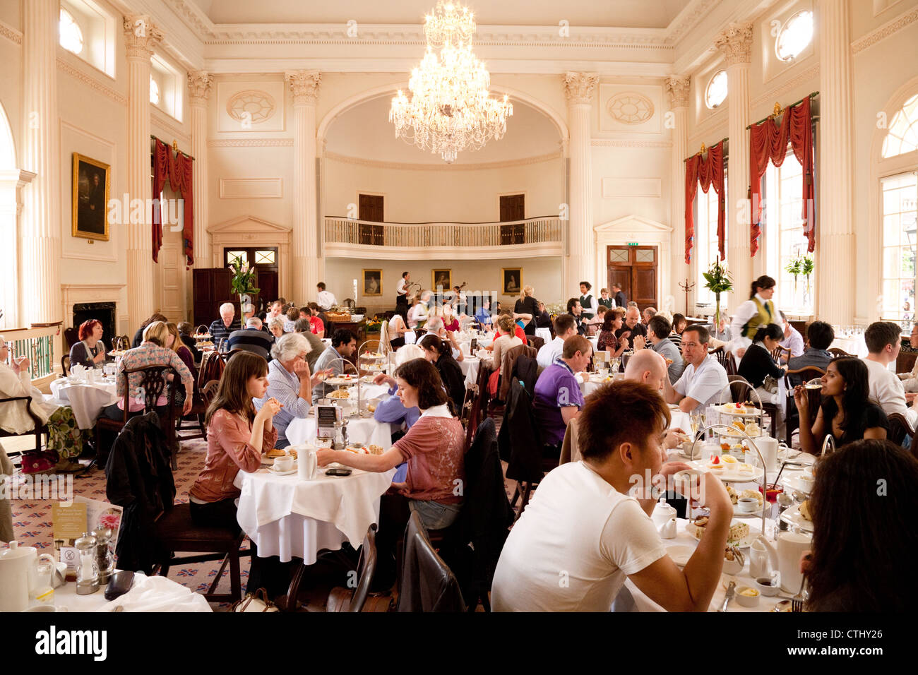 High Tea Rooms In Bath Uk