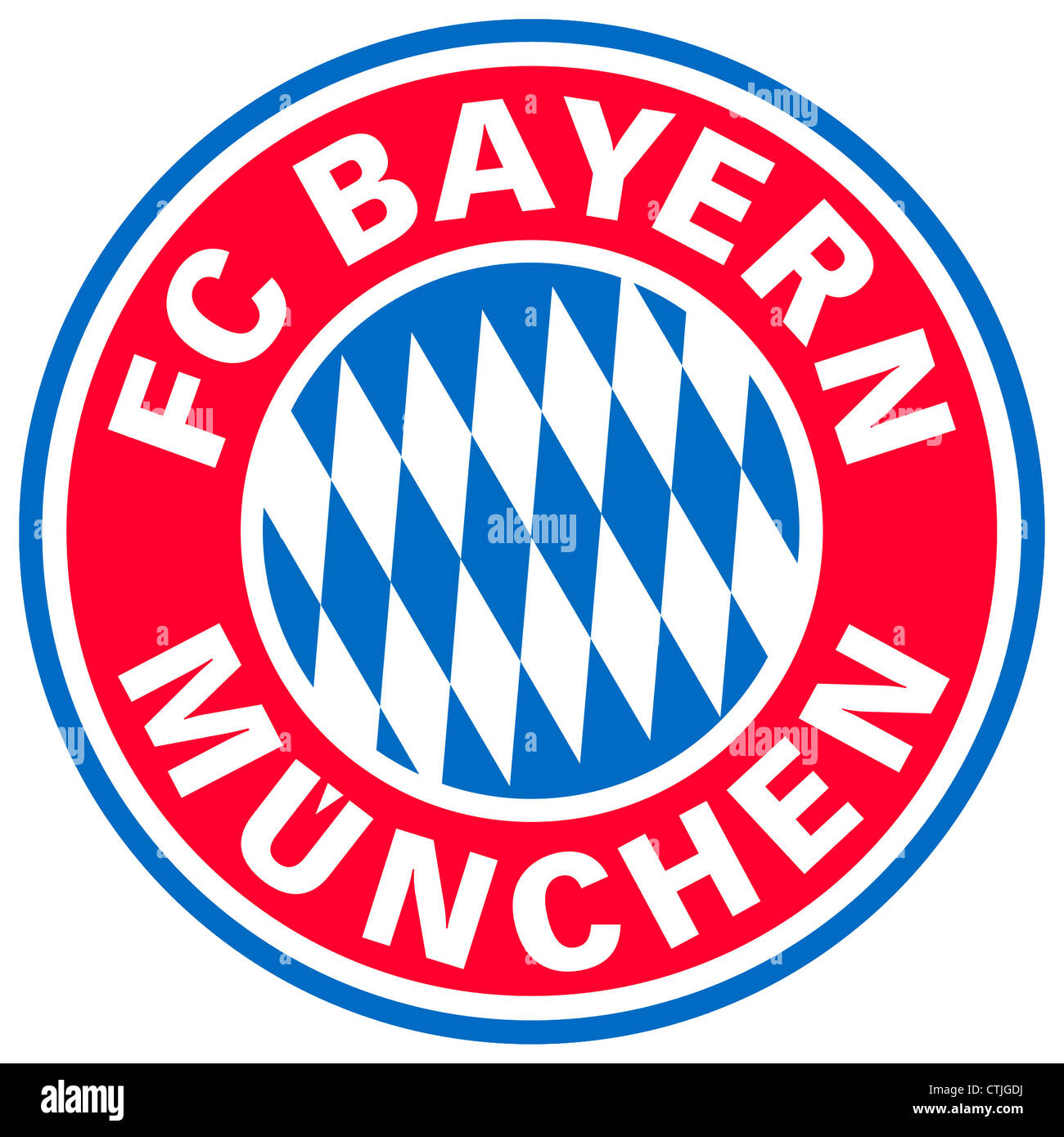 Bayern Munich Badge High Resolution Stock Photography And Images Alamy