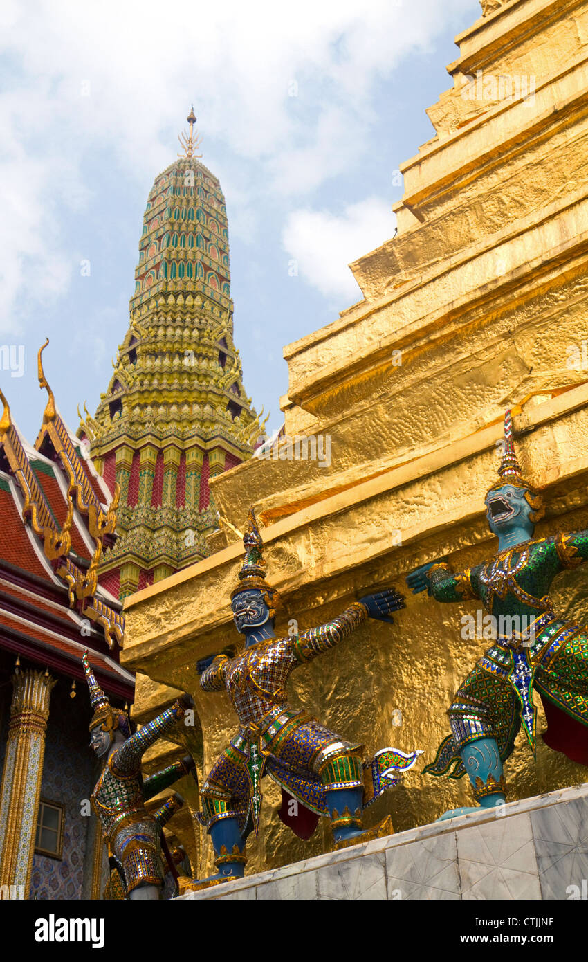 c2f7573efcf0a0 The Temple of the Emerald Buddha located within the precincts of the Grand  Palace