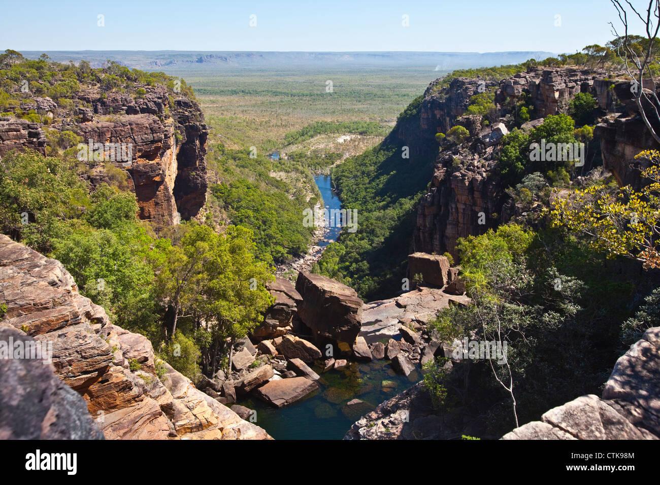 Kakadu Nationalpark, australien - Stock Image