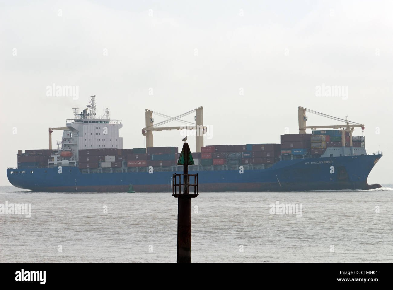 Uk Freight Container Stock Photos Amp Uk Freight Container