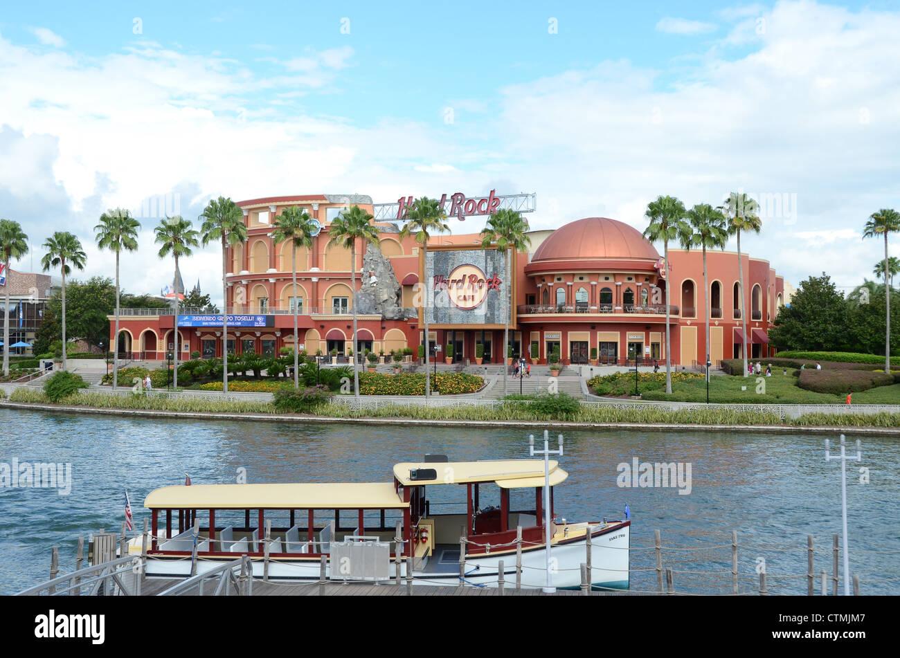 Hard Rock Cafe Florida Universal Studios