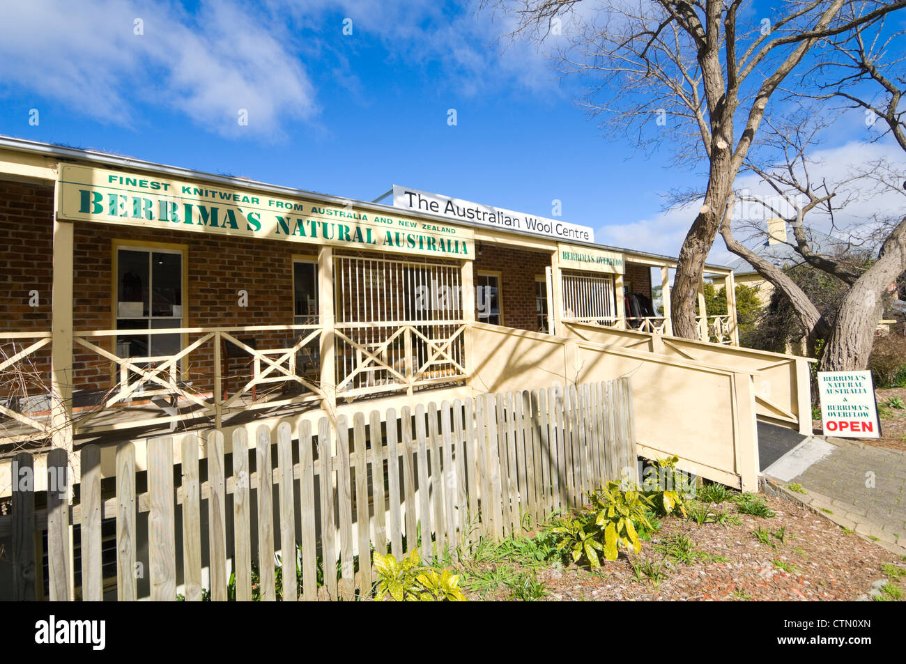 The Australian Wool Centre, Berrima, Southern Highlands, New South Wales, Australia - Stock Image