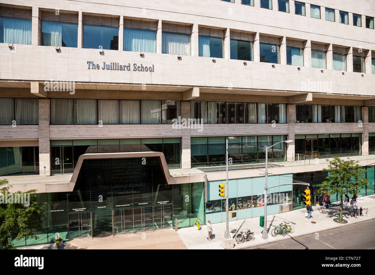 The Juilliard School, Lincoln Center for the Performing Arts