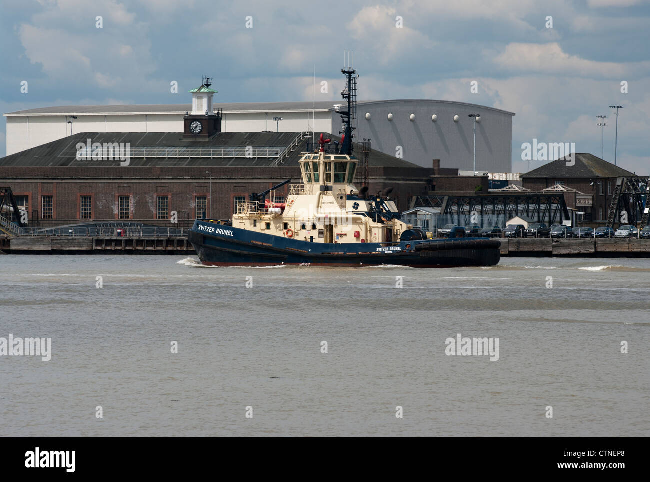 Svitzer Tug Stock Photos & Svitzer Tug Stock Images - Page 3