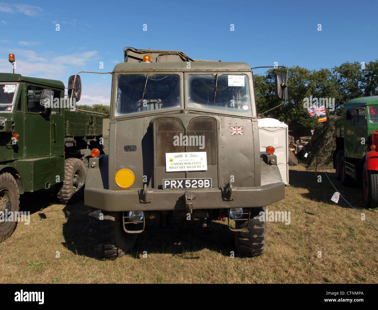 AEC Militant Mk1 Cargo (1964) GB - Stock Image