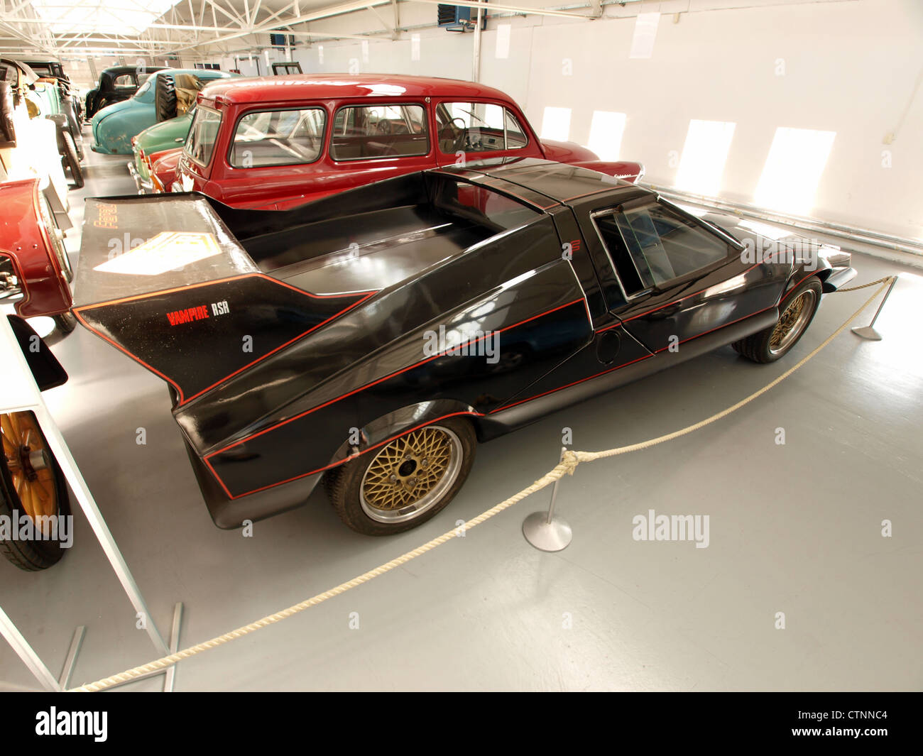 Skoda 110 Super Sport Ferat Type 724 Stock Photo Alamy