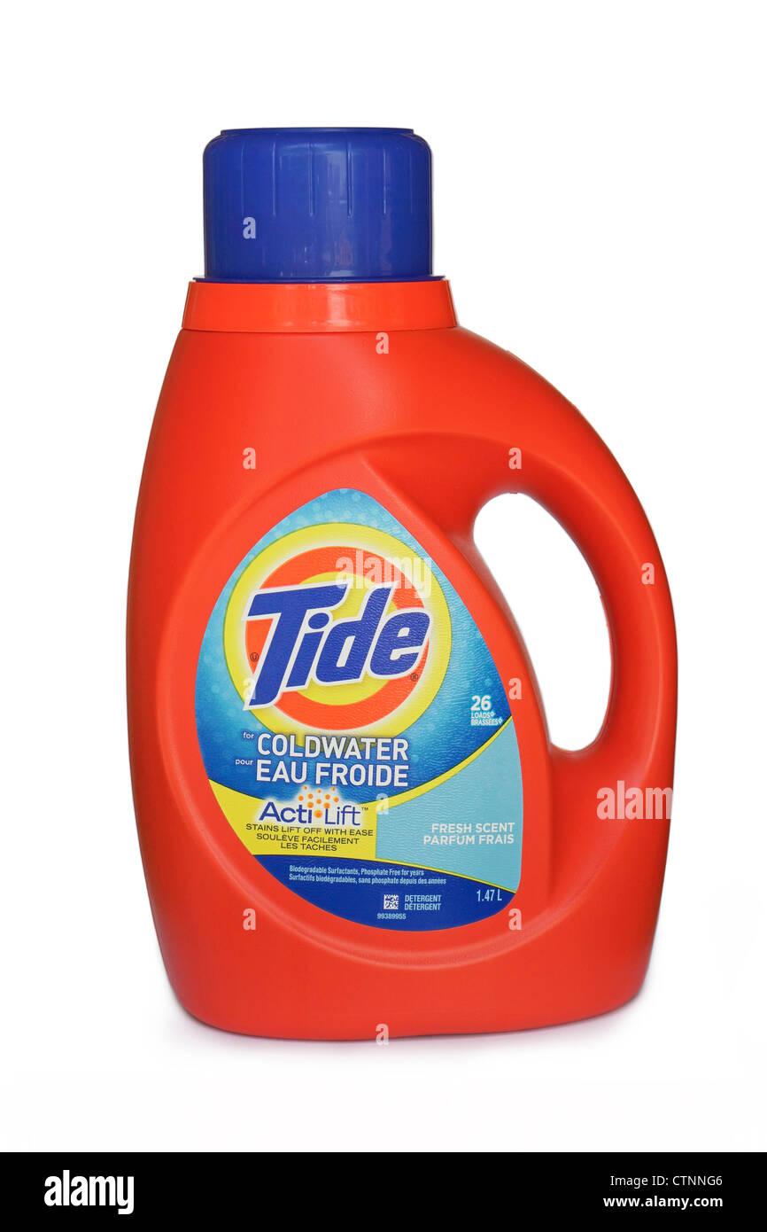 Laundry Detergent - Stock Image