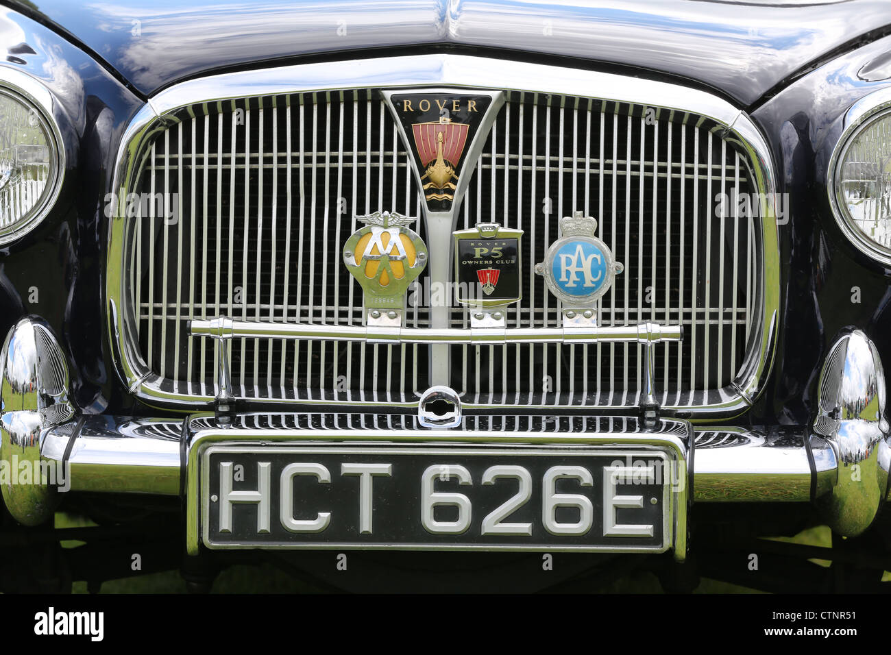 Rover Vintage Car High Resolution Stock Photography And Images Alamy