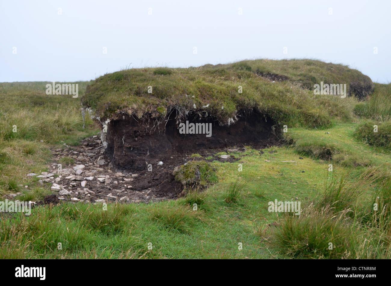 wind erosion number 3189 - Stock Image
