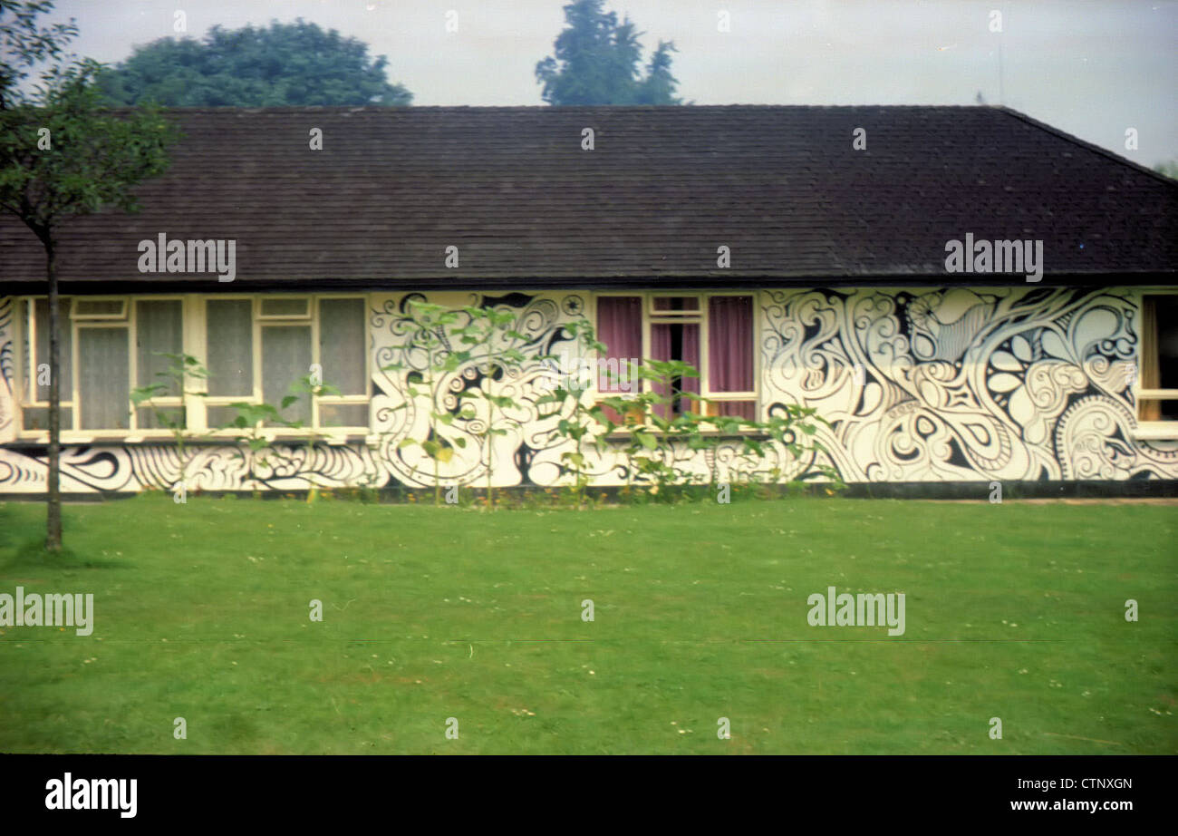 003698 - George Harrison's House Kinfauns in Esher, Surrey on 8th August 1969 - Stock Image