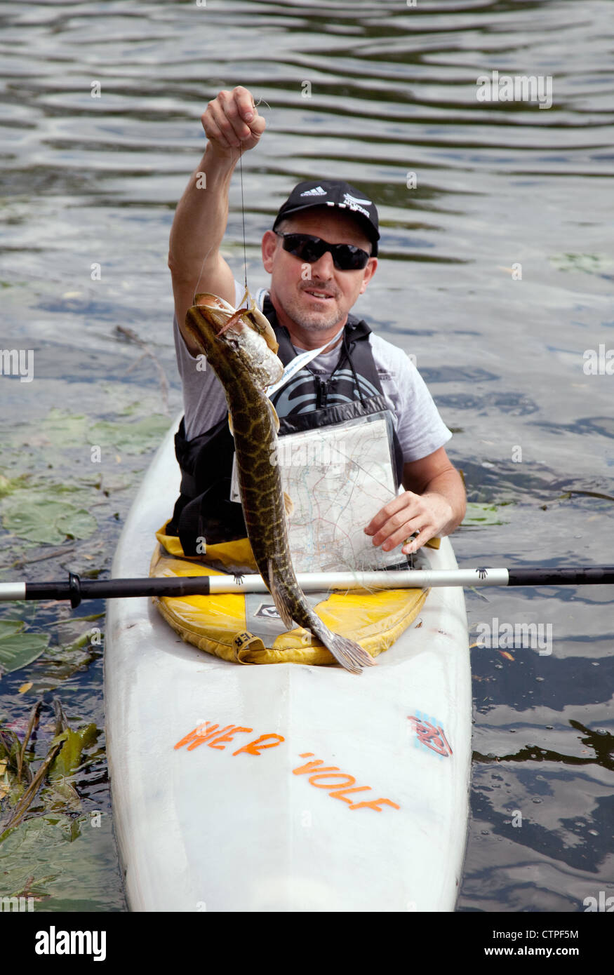 Pike Fishing Stock Photos & Pike Fishing Stock Images