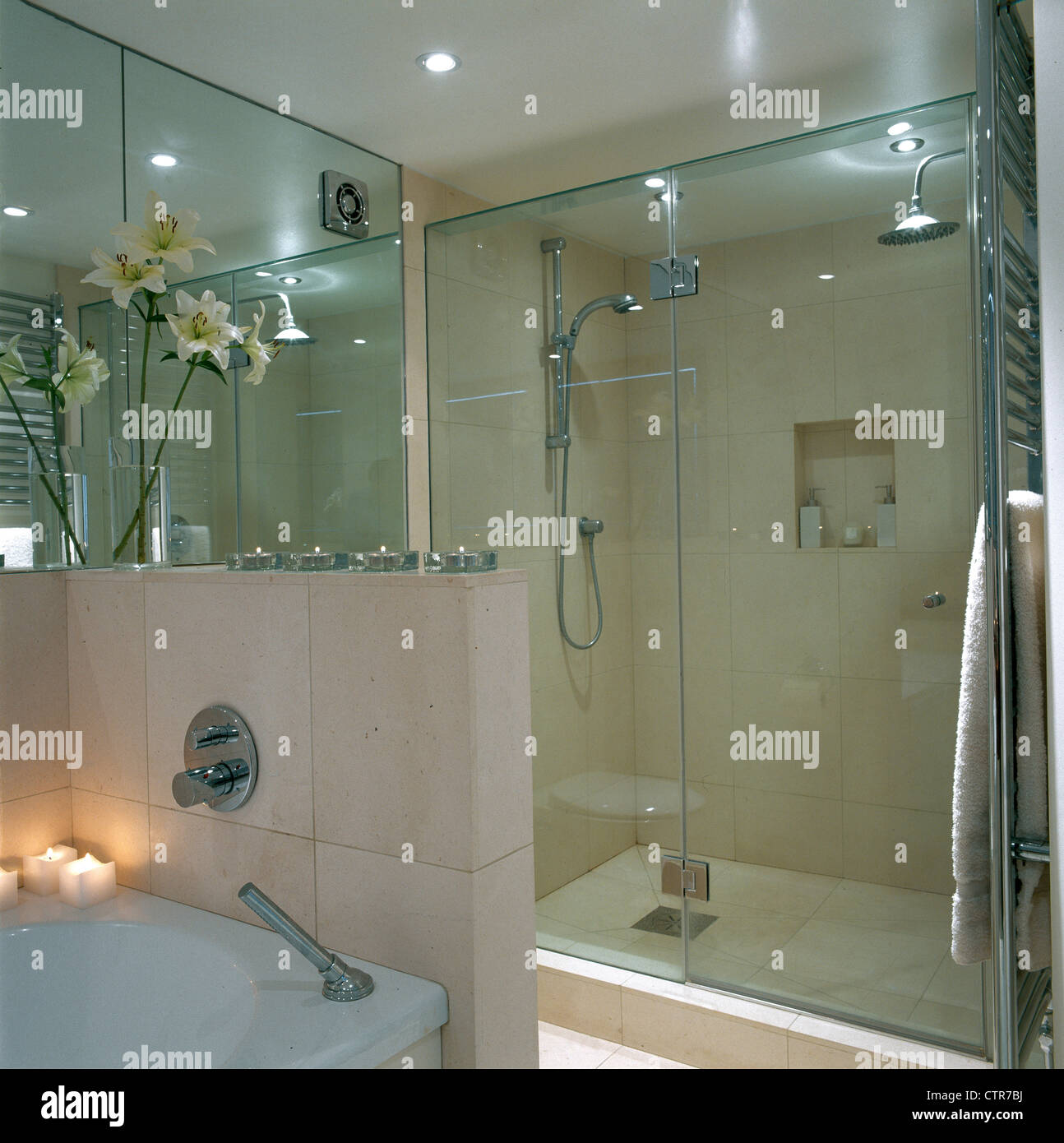 Private Baths Stock Photos Private Baths Stock Images Alamy