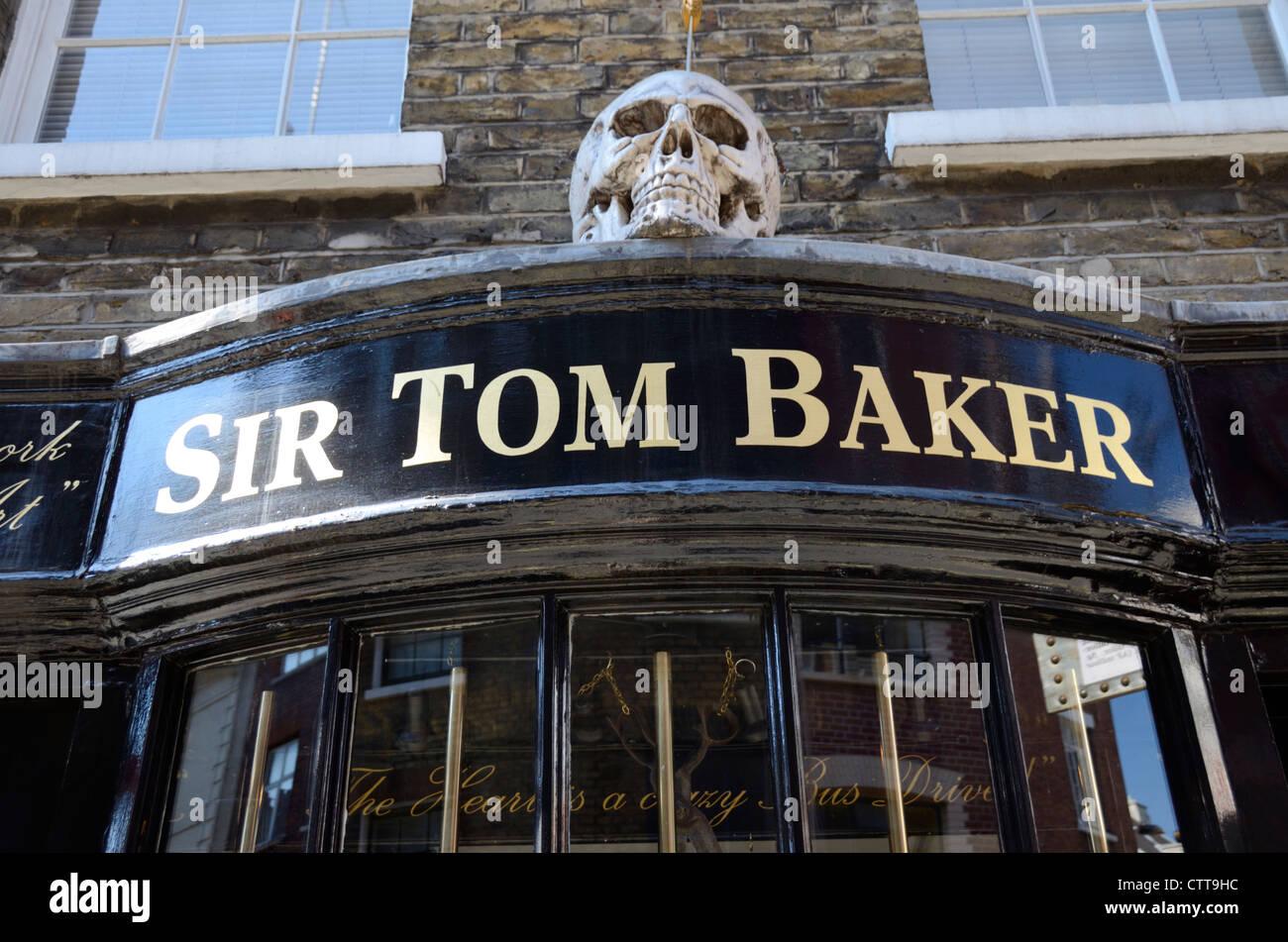 f97b52581e9cb Sir Tom Baker bespoke tailor in D Arblay Street