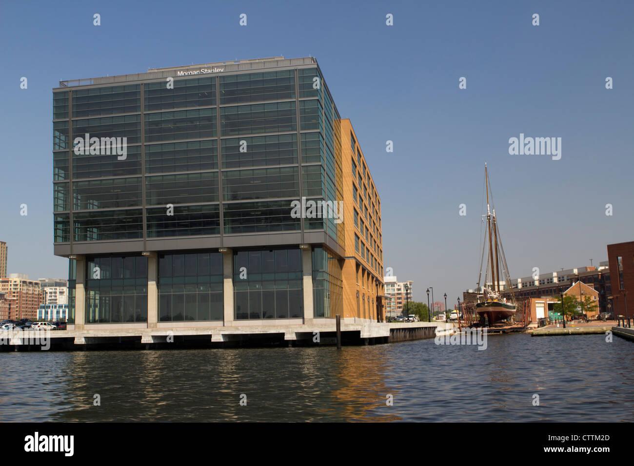 The Morgan Stanley Building Stock Photos Amp The Morgan